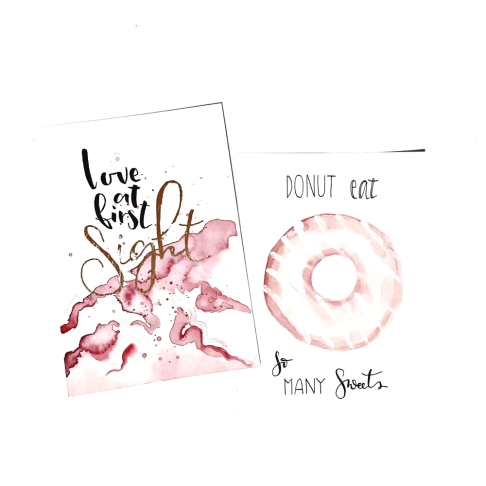 Love at first Sight, Donut eat so many sweets