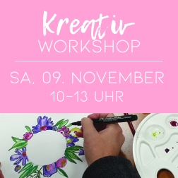 Kreativ Workshop_No